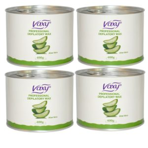 Aloe Flavour Tin wax