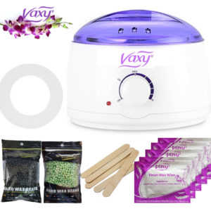 Hair Removal Waxing Kit