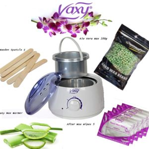 Aloe Beads Wax Kit